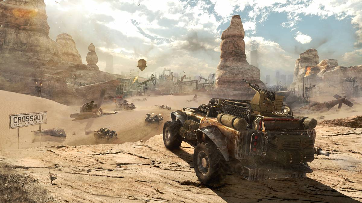 Crossout Free to Play