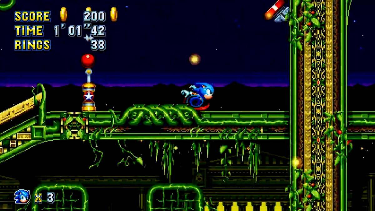 Desturctoid Sonic Mania