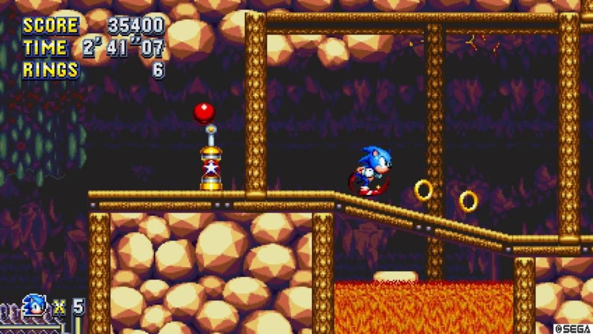 Gamespot Sonic Mania