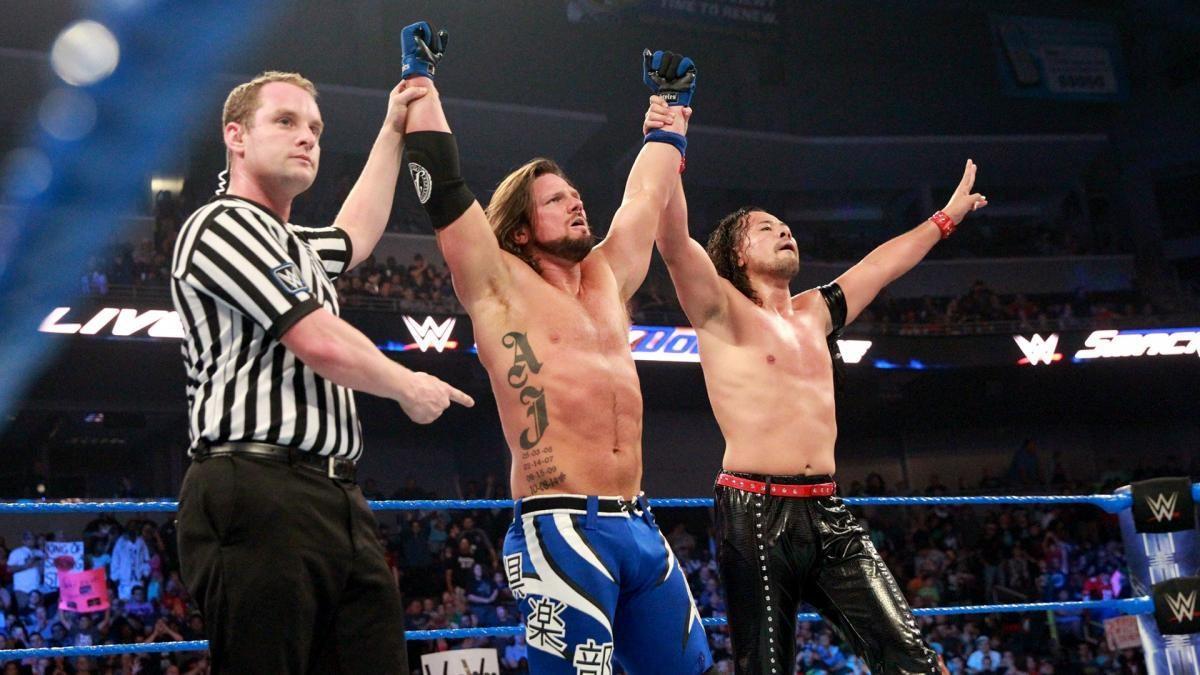 Nakamura and Styles