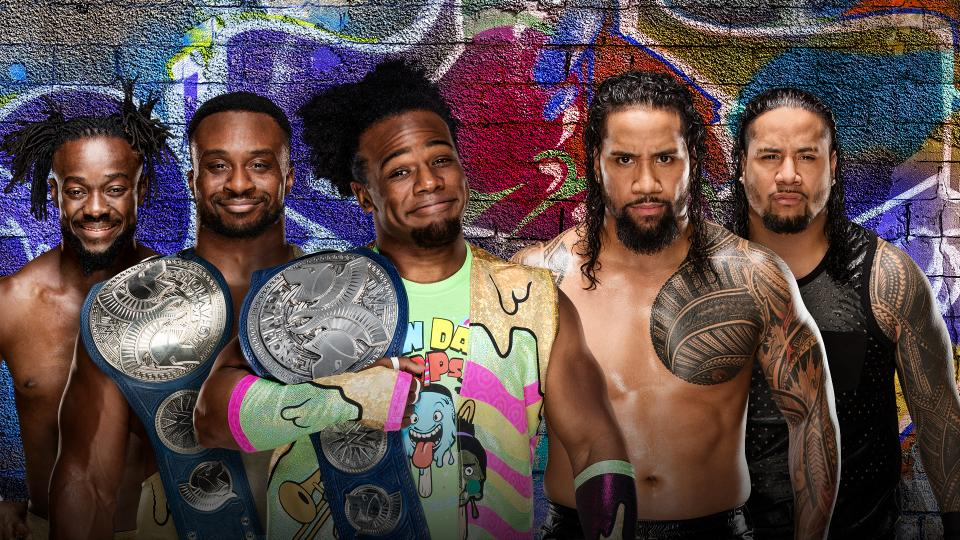 New Day vs Usos
