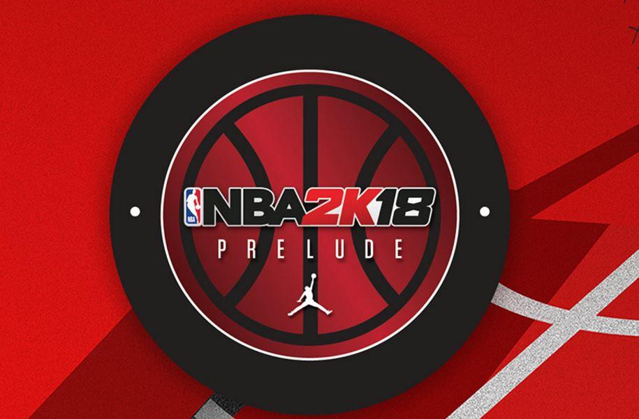 NBA 2k18 the prelude