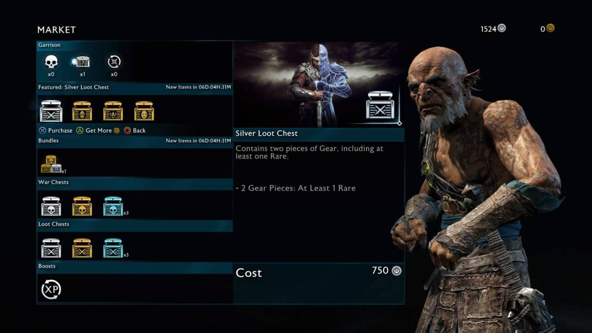 Shadow of War PS4 review