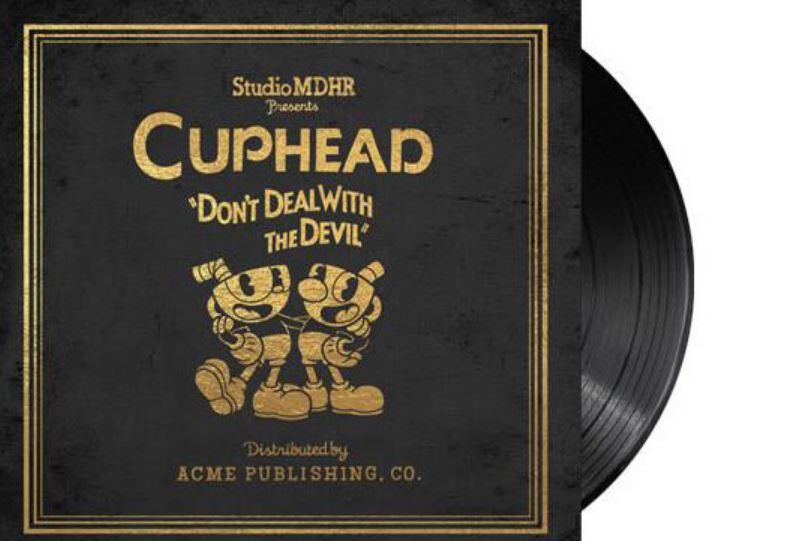 Cuphead vinyl