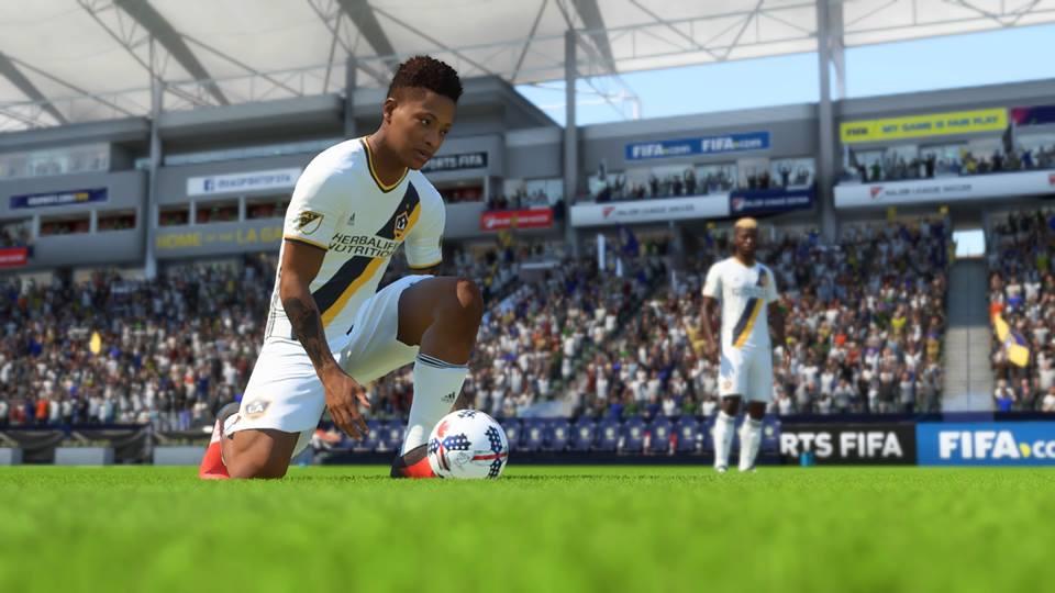FIFA 18 Journey