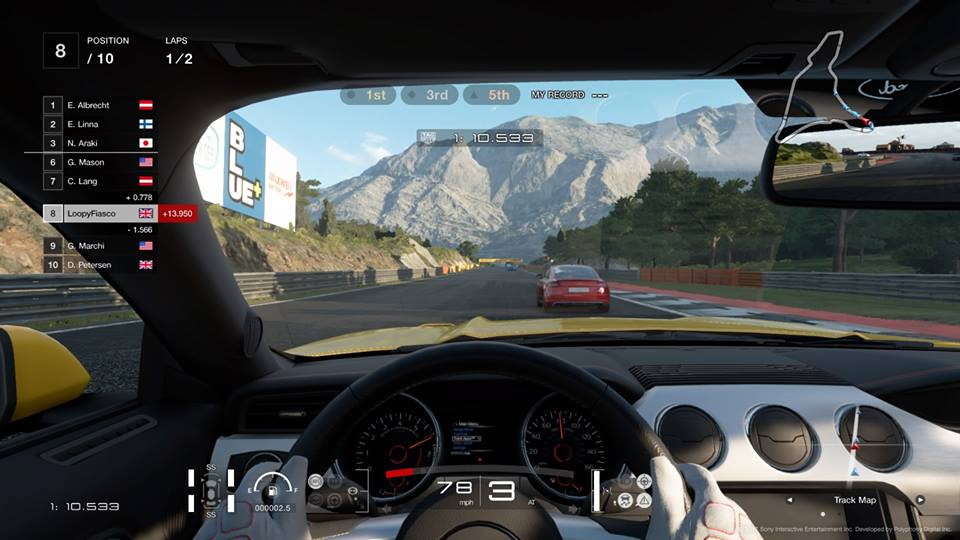 Gran Turismo sport review 5