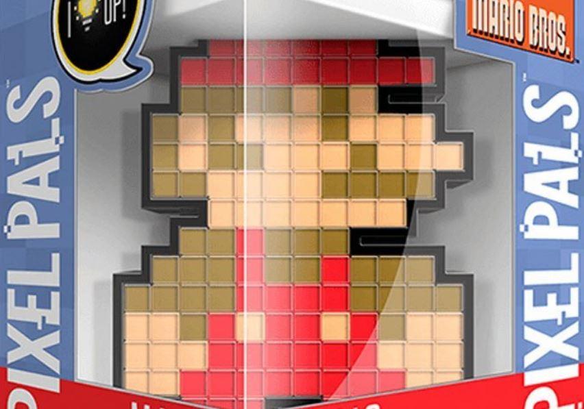 Mario Pixel Pals
