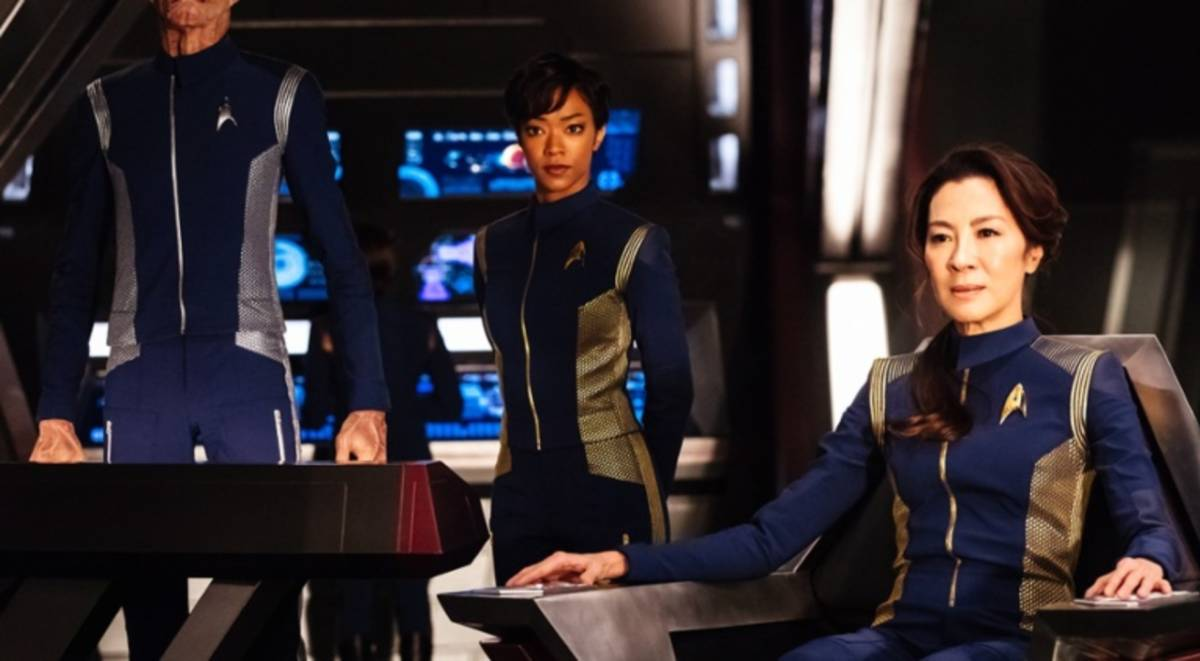 Star Trek Discovery Vulcan Hello