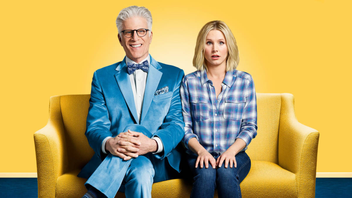 The Good Place sitcom kristen bell ted danson comedy show