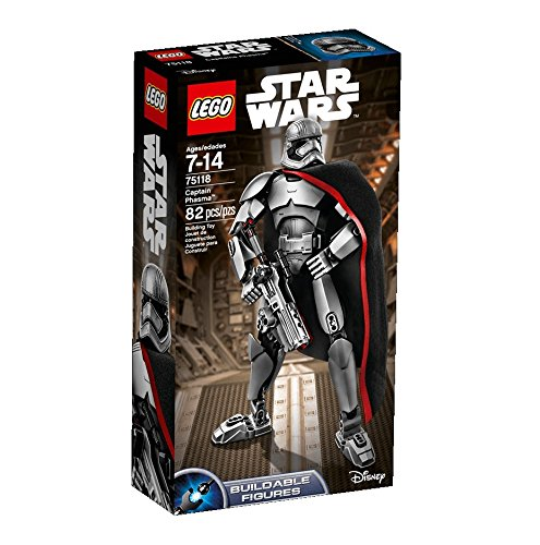 Star Wars gift idea: Lego Phasma set