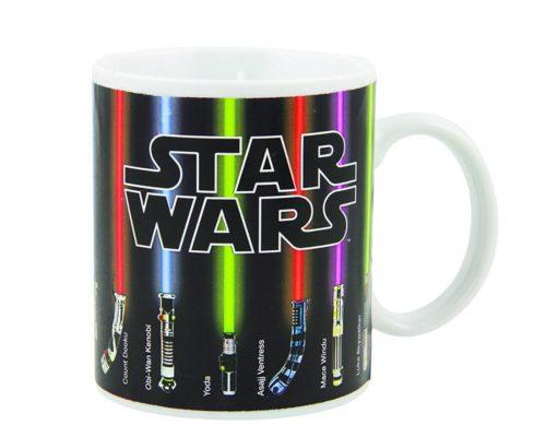 Star Wars gift idea: lightsaber mug