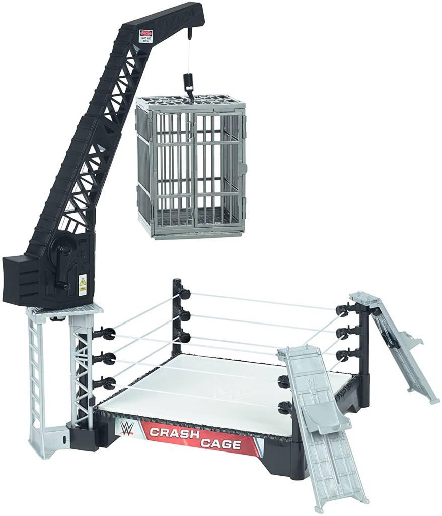 WWE Crash cage set gift