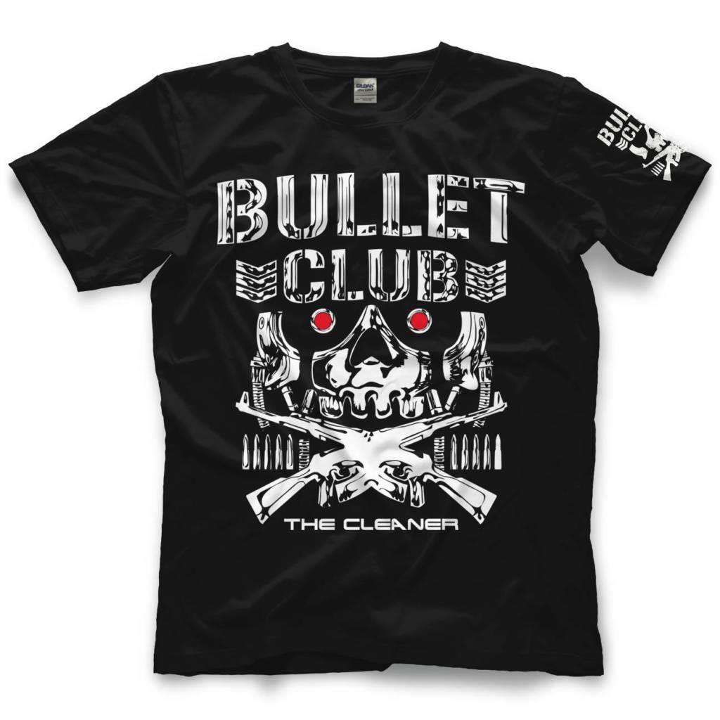 Bullet Club Kenny omega