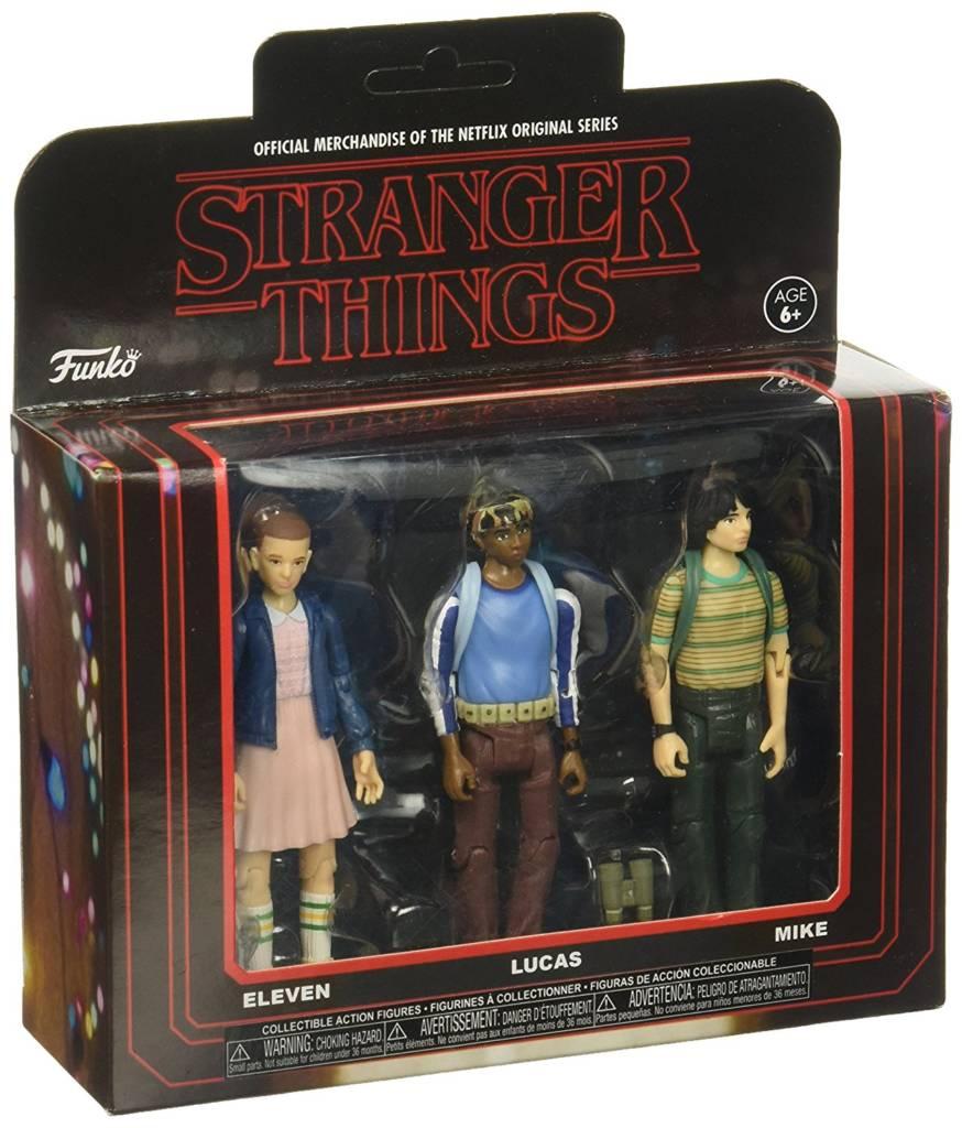Stranger Things figures