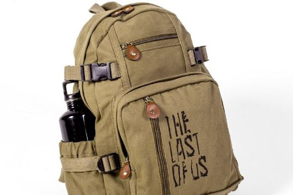 The Last of Us backpack