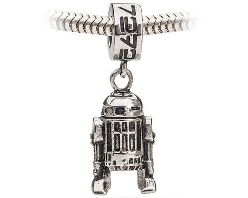 Star Wars gift idea: charm bracelet