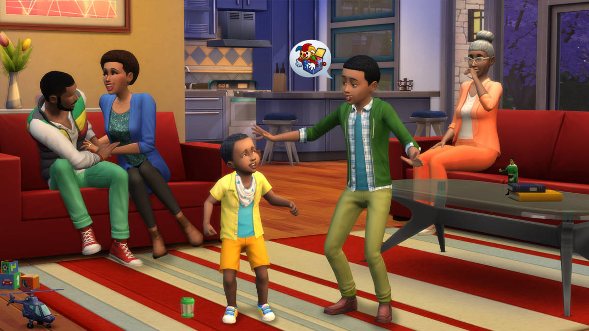 The Sims 4 ps4 review 3