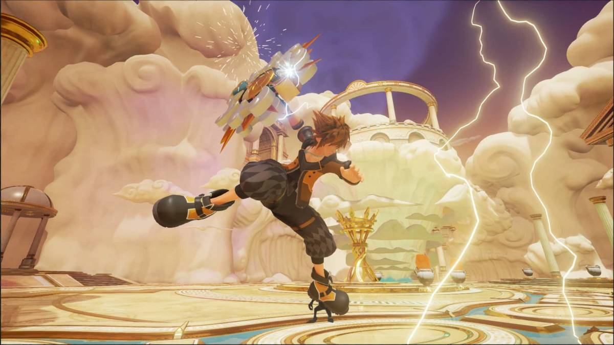 Kingdom Hearts 3 1