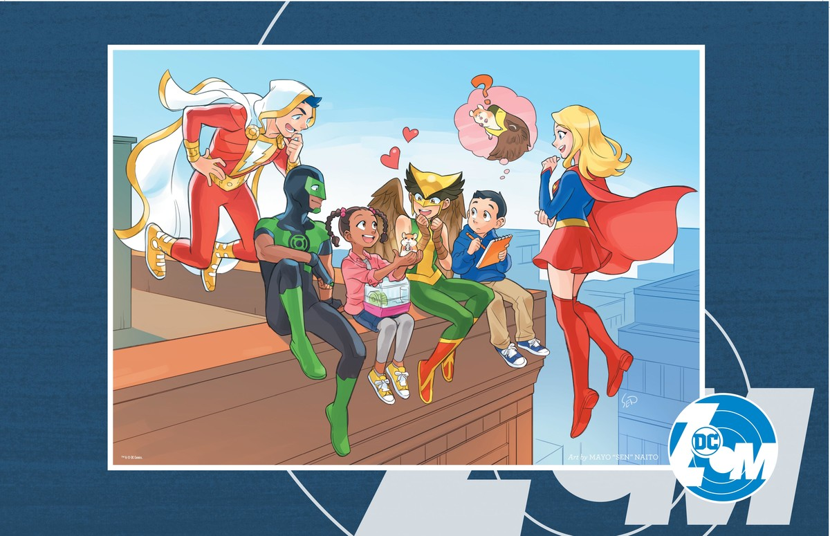 DC Zoom promo image