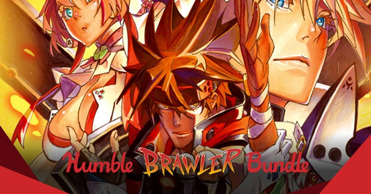 Humble Brawlers Bundle