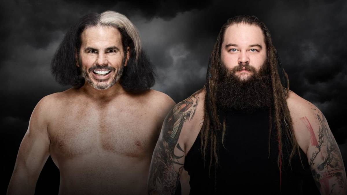 hardy vs wyatt