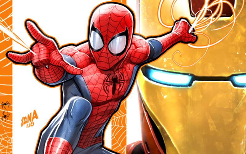 Spidey: School's Out cover image