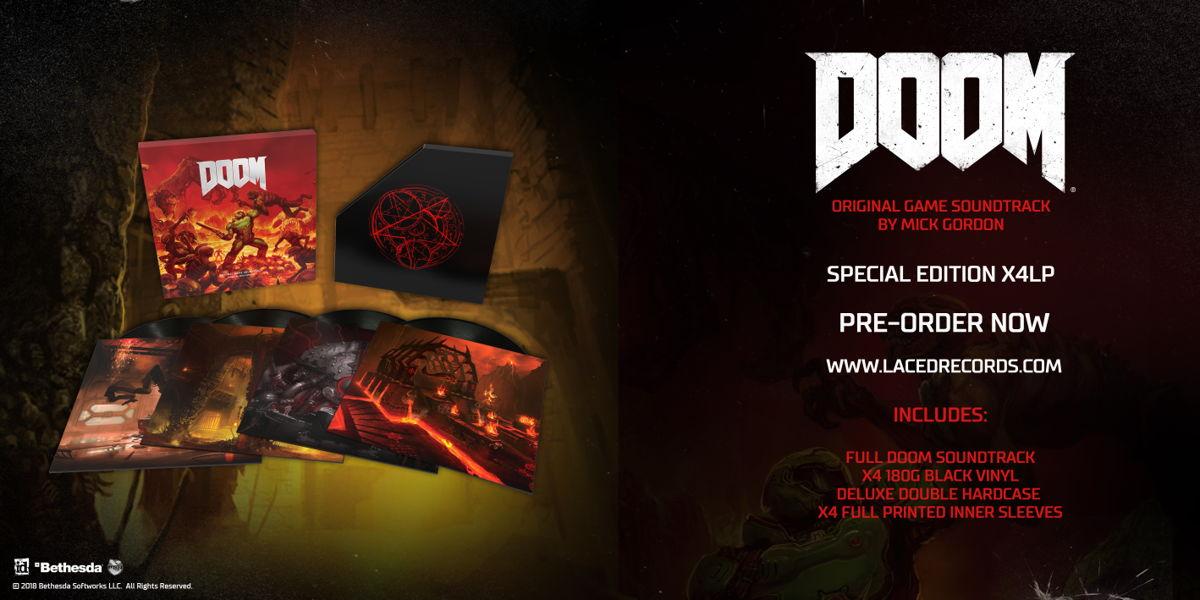 Doom soundtrackk
