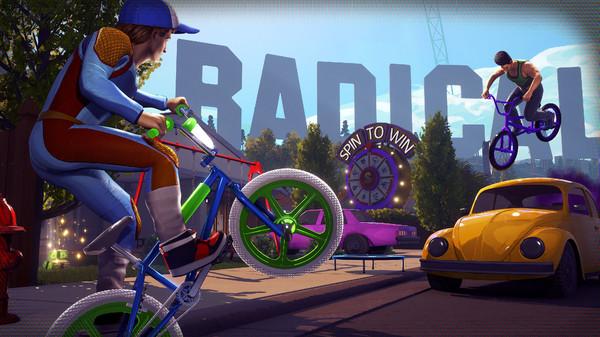 Radical Heights game