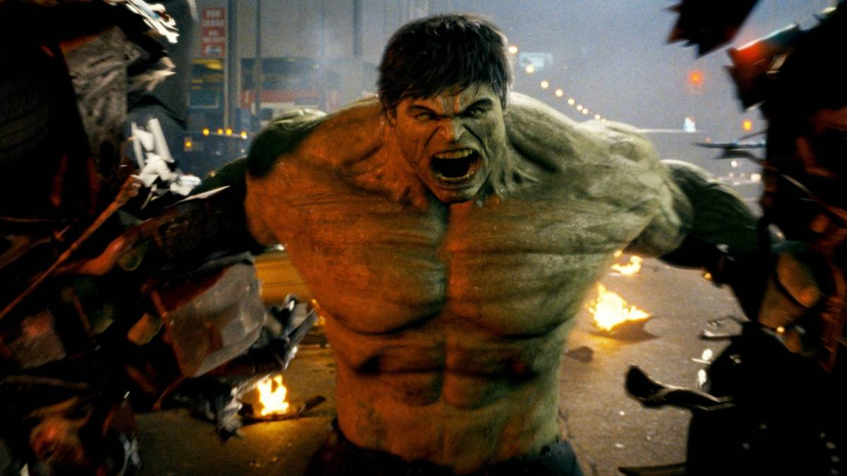 The Incredible Hulk movie
