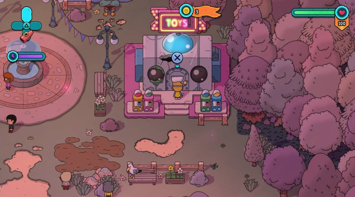 The Swords of Ditto PS4