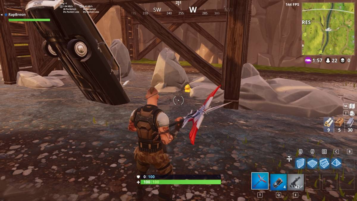 Fortnite Season 4 Guide: Find All Rubber Duckies Locations