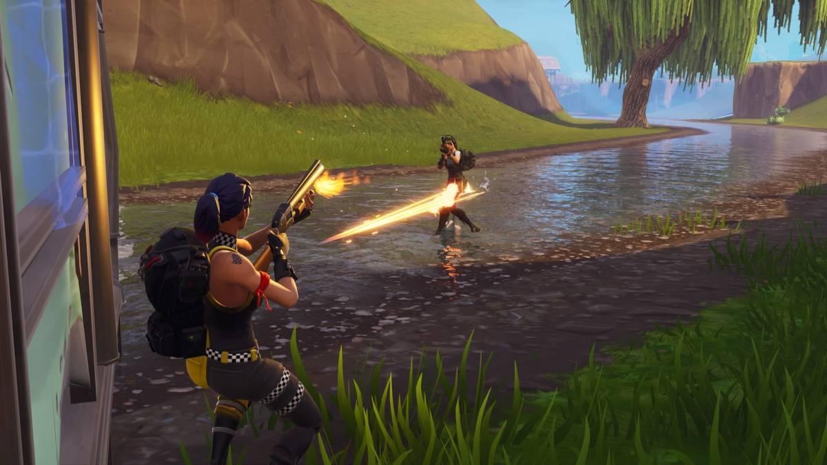 Fortnite Battle Royale Shotguns Broken