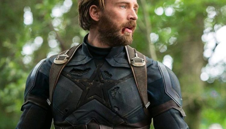 Infinity War captain america 1