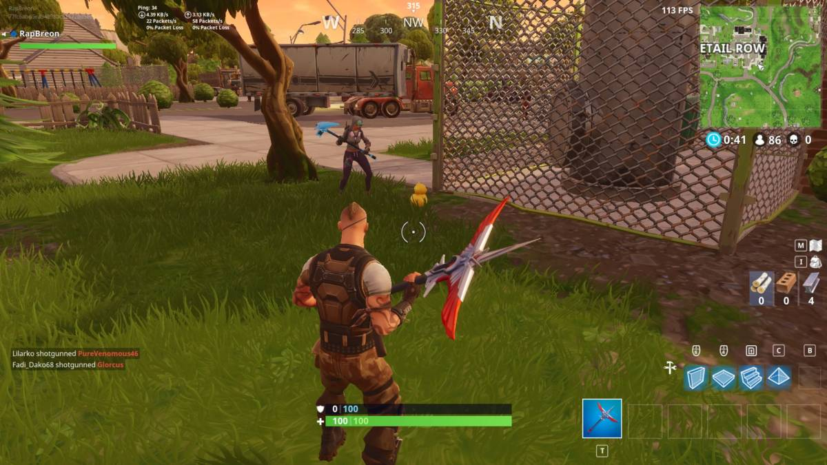 Fortnite Season 4 Guide Find All Rubber Duckies Locations