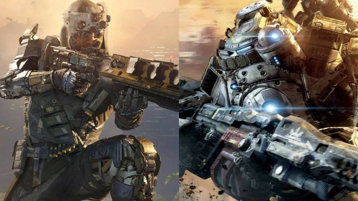 Call of Duty Titanfall