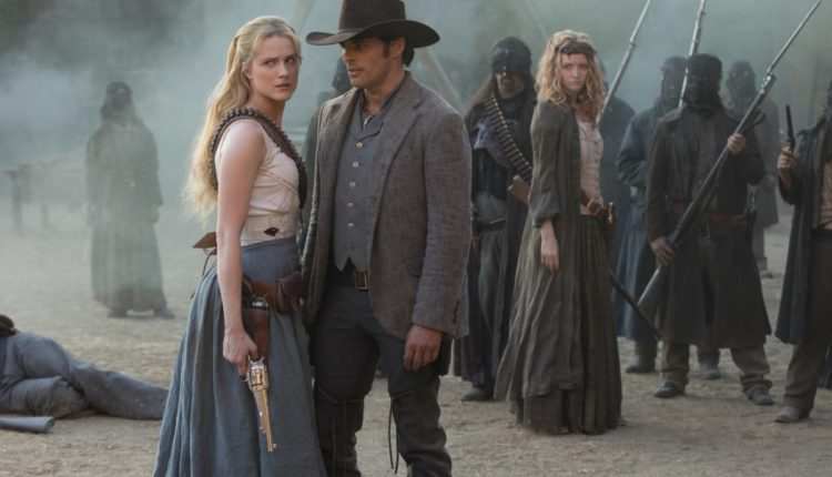 westworld evan rachel wood james marsden