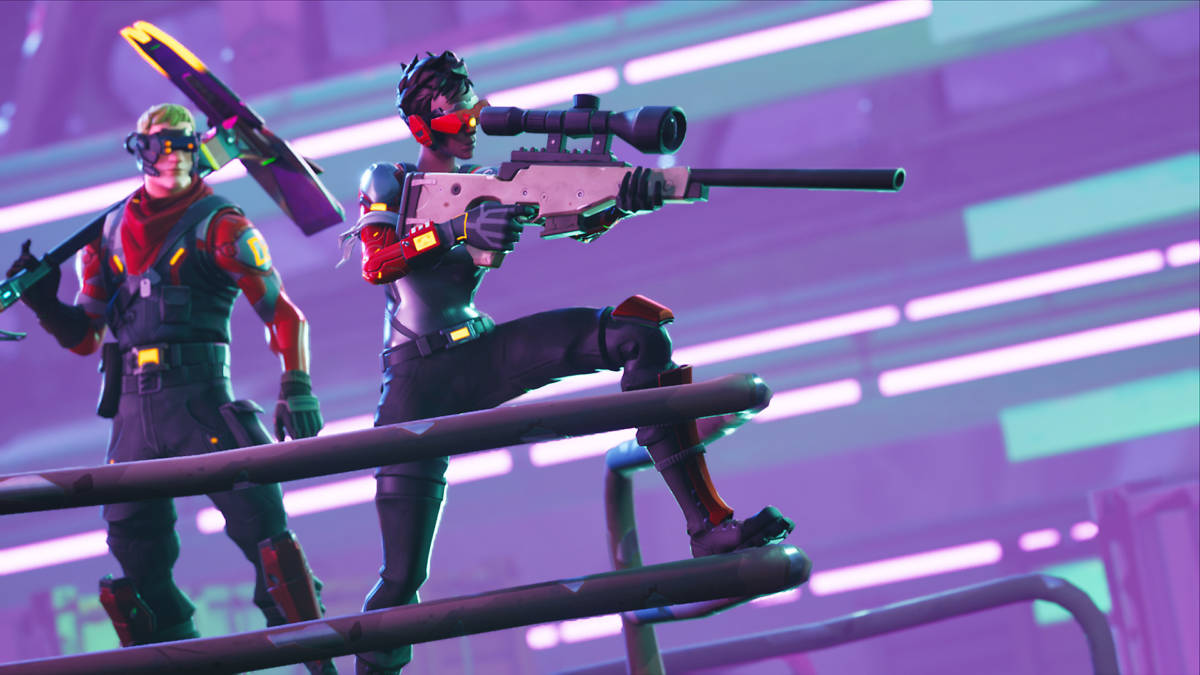 Fortnite Suppressed Sniper Rifle Coming Soon Cultured Vultures