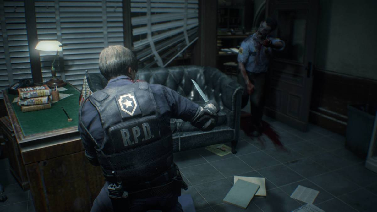 re2 gamecube