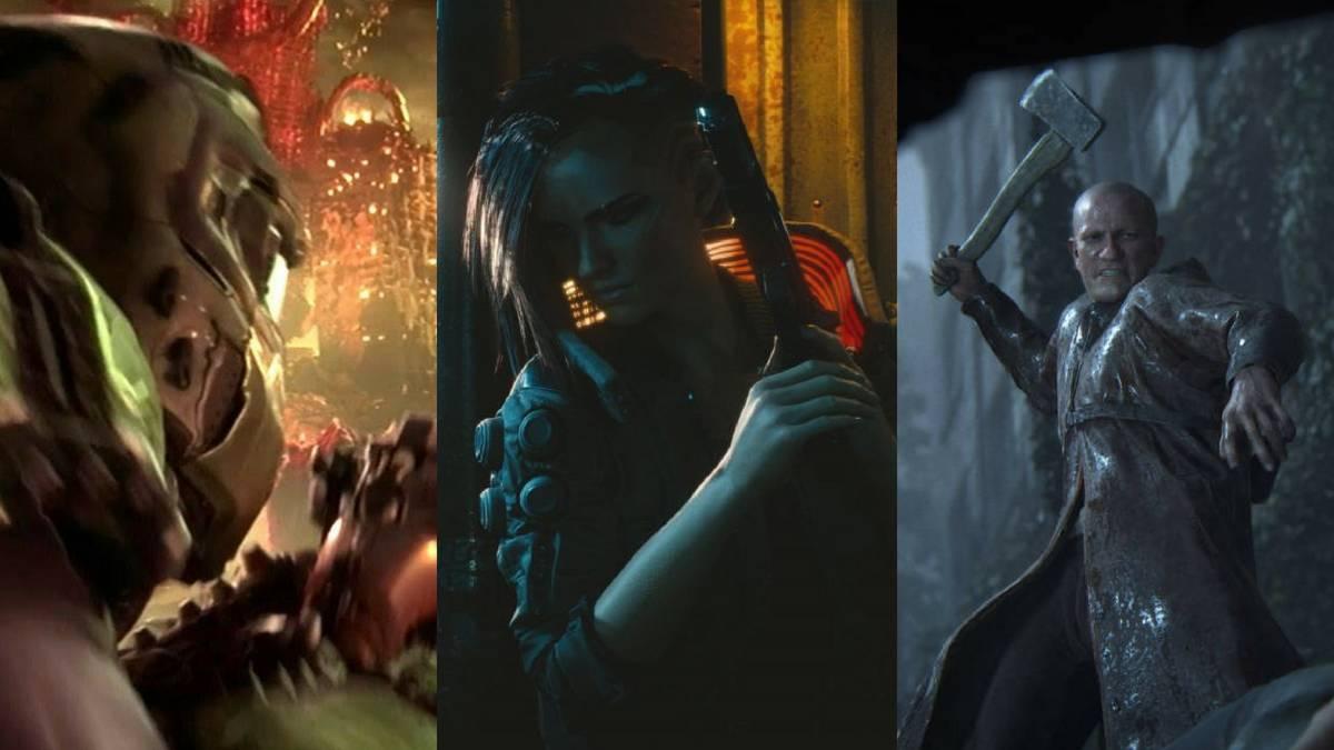 E3 trailers 2018