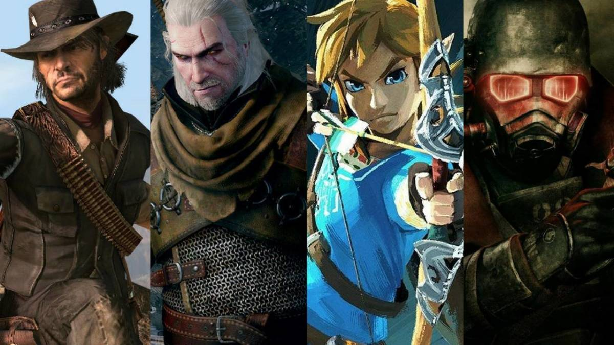 6 of the Best Open World Games for the PS4 | Gadget Review