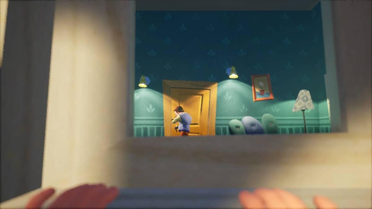 Hello Neighbor PS4 reviews