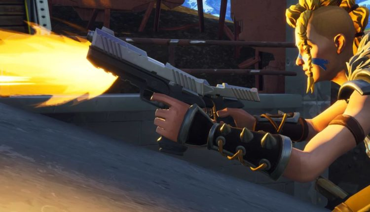 Fortnite Battle Royale Dual Pistols