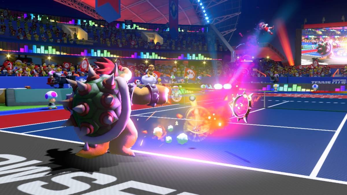 Mario Tennis Aces 3