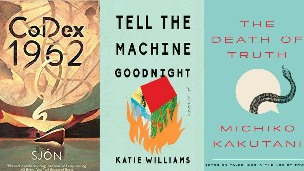 8 Biggest New Books Of July 2018 Cultured Vultures