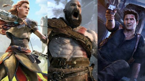 All Playstation 4 Games : The best ps games all essential playstation