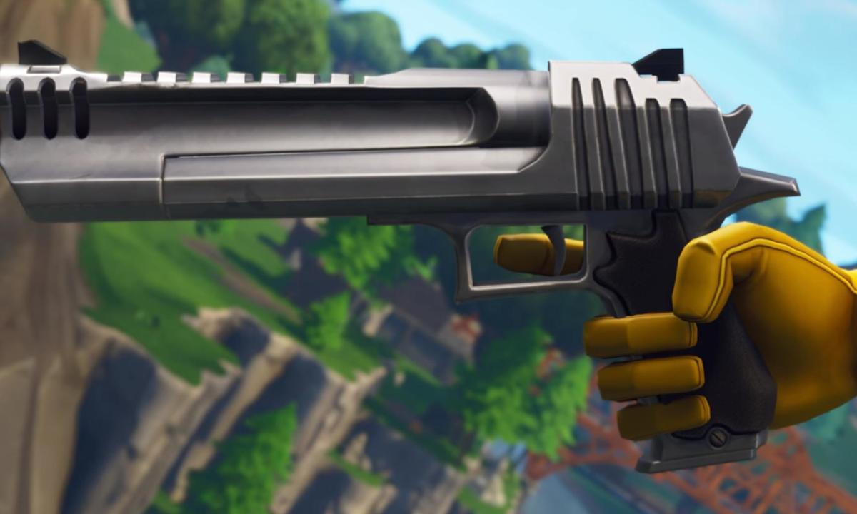 Fortnite Hand Cannon