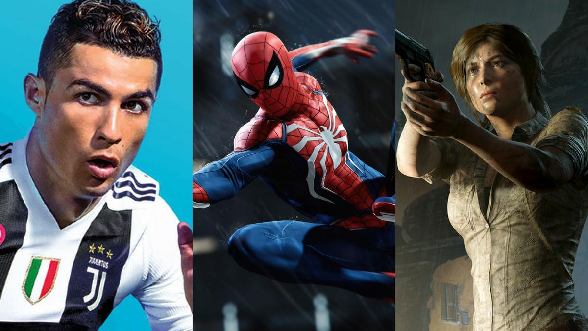 New Games September 2018