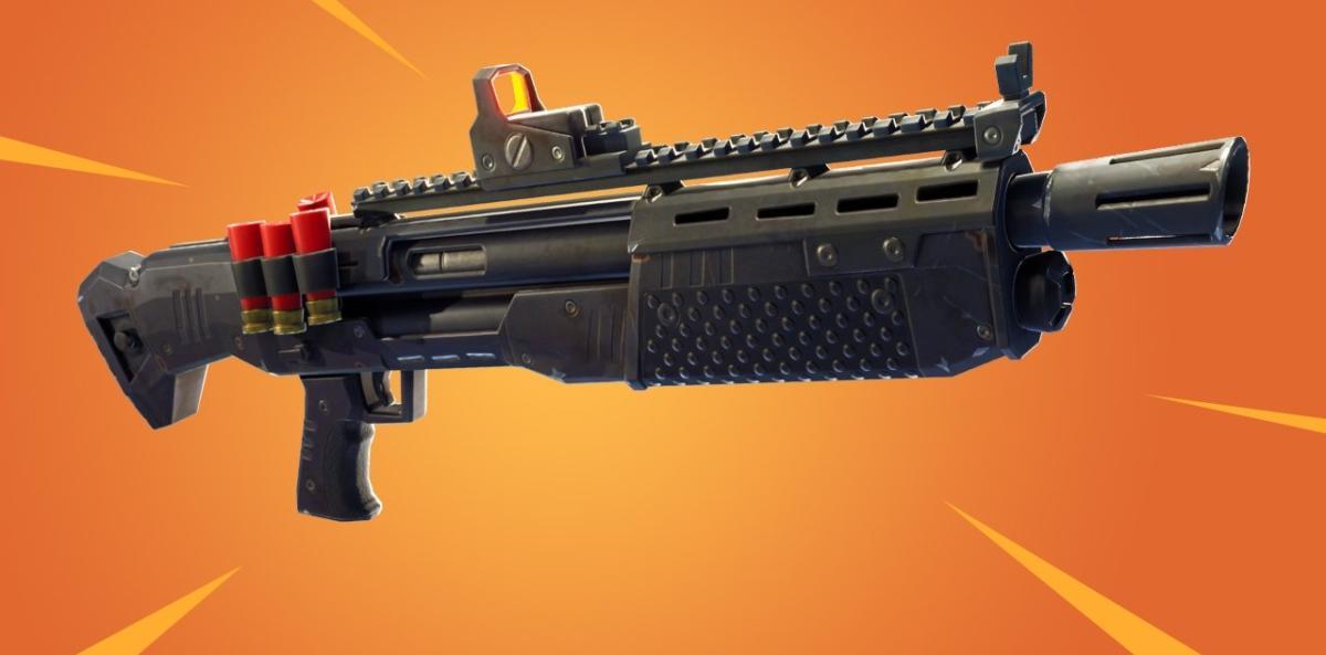 Fortnite Heavy Shotgun