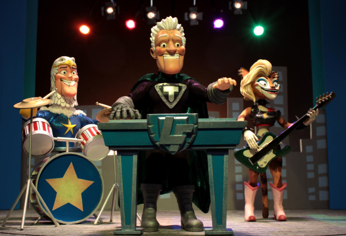 kurt oldman supermansion
