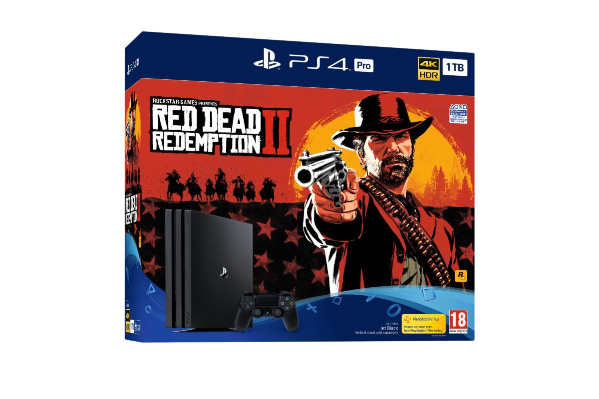 Red Dead Redemption 2 PS4 Pro